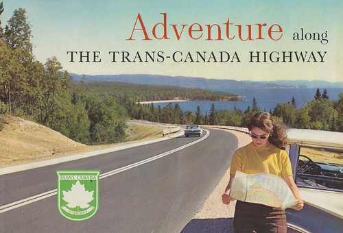 Adventure Along The Trans-Canada Highway | by The Cardboard America Archives