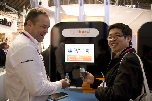 Mobile World Congress 2009 | by Nimbuzz