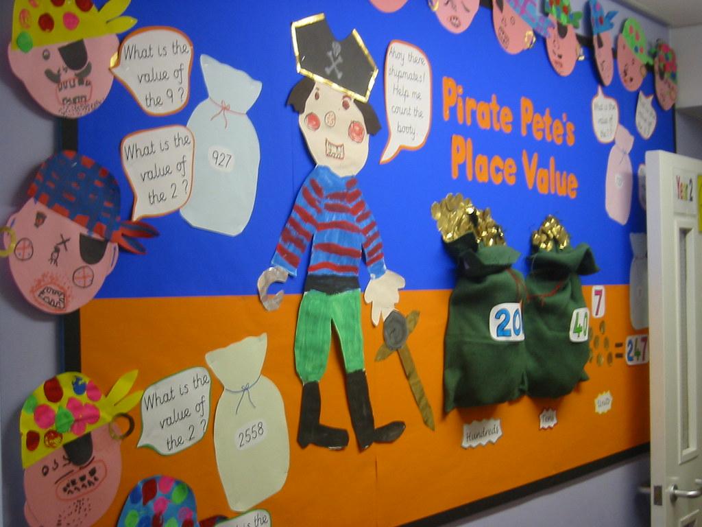 Kindergarten Pirate Craft