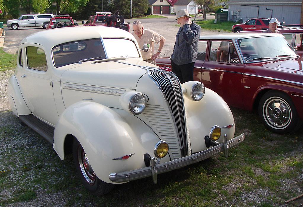 Hudson Coupe 1940 Hudson Was A Detroit Auto Company