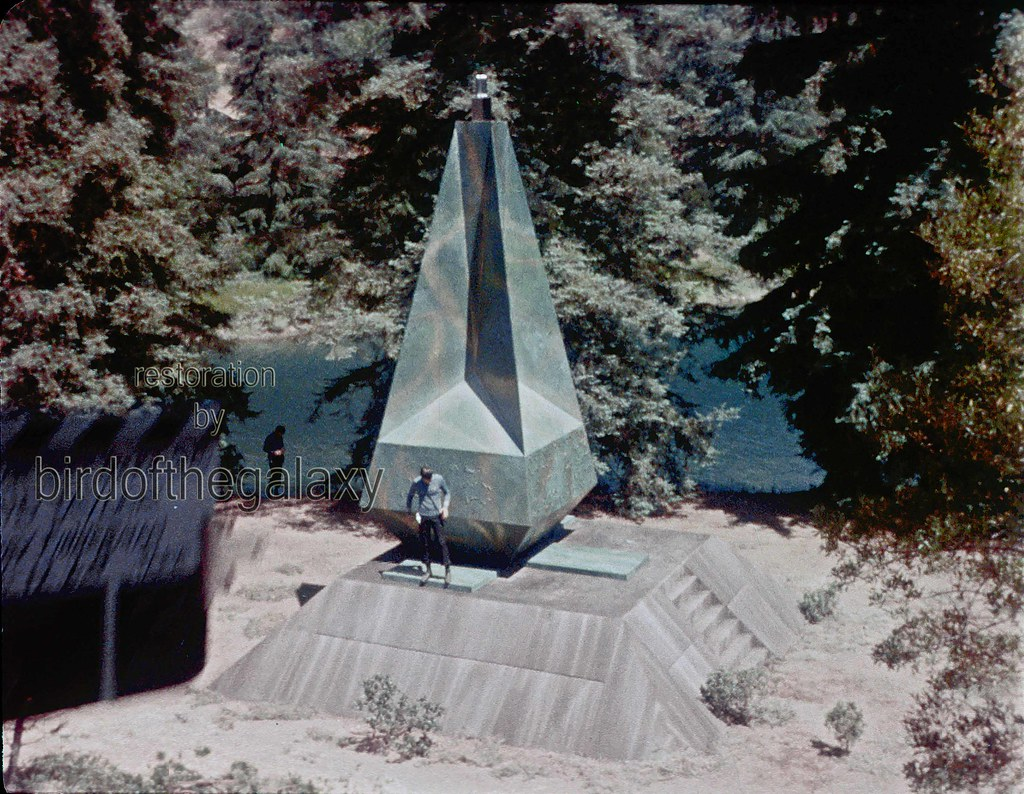 The Obelisk 6 12 68 The Asteroid Deflector Which Opened