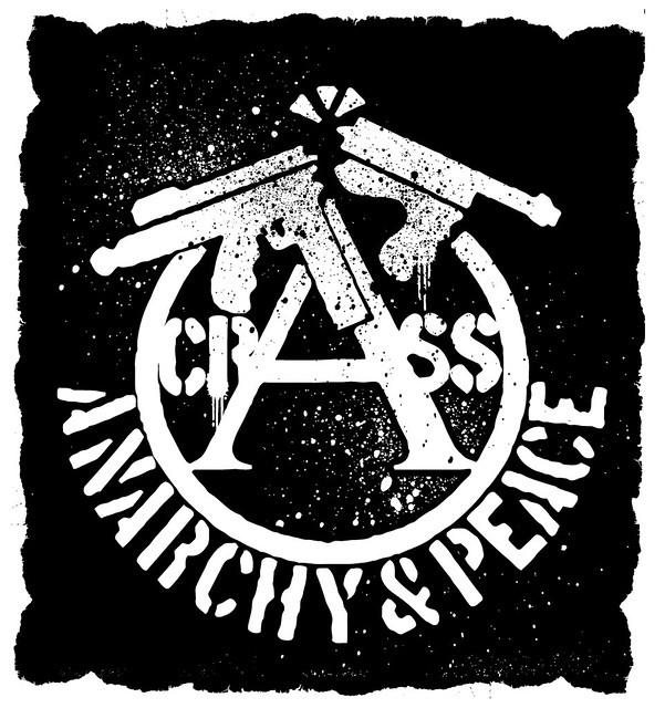 Crass Anarchy And Peace Crass Tribute To One Of The Most Flickr