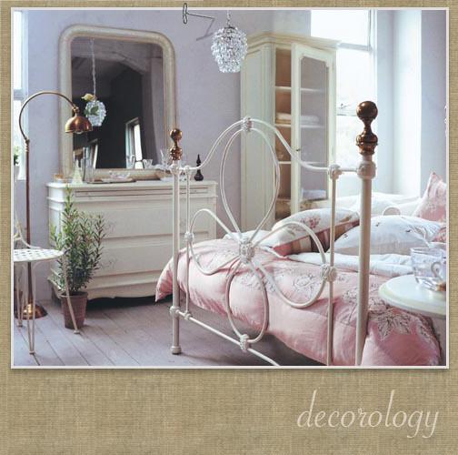 Glamorous Feminine Bedroom