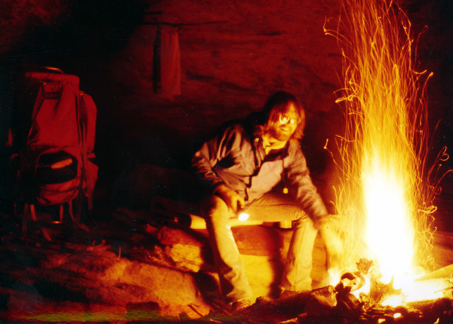 Caveman Discovers Fire | (disclaimer: - 101.2KB