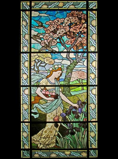 Le printemps d 39 eug ne grasset mus e des arts d coratifs flickr - Le musee des arts decoratifs ...