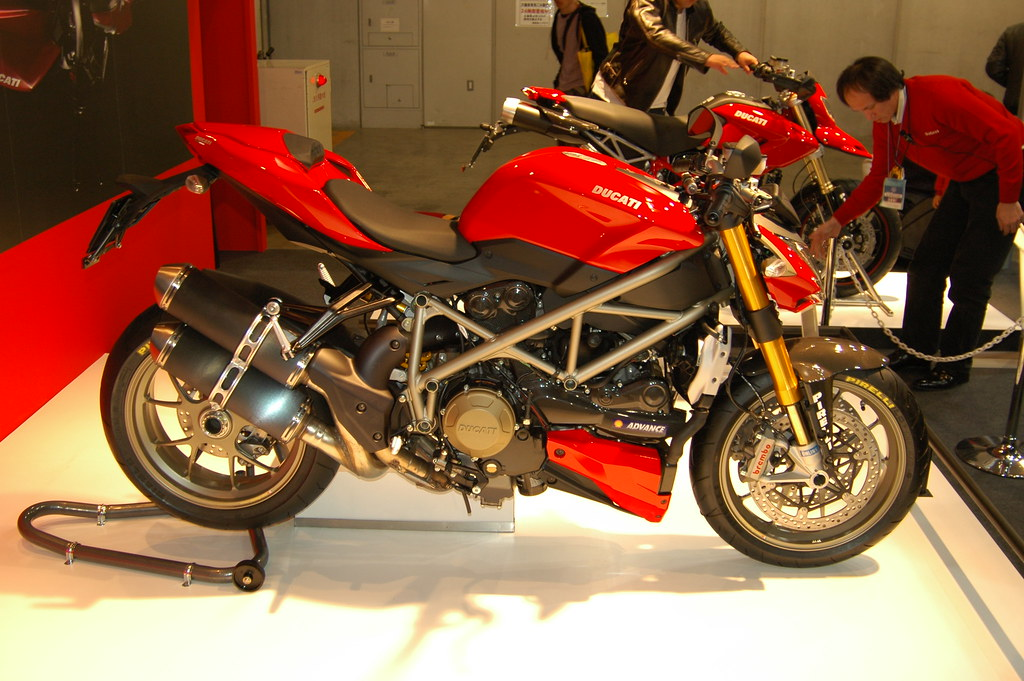 Ducati Streetfighter  Problems