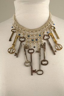 Keeper of the Keys | by Smoke Signals Jewelry
