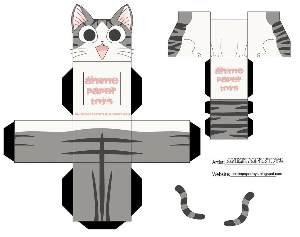 Фигурки из бумаги и как сделать