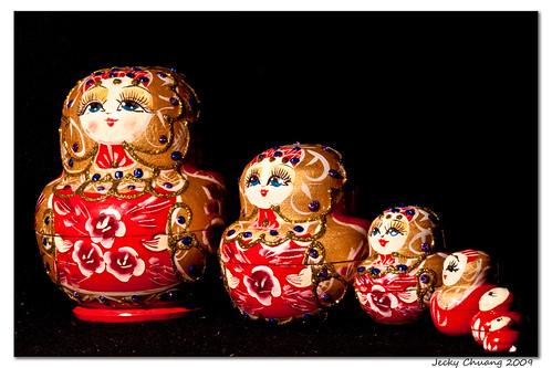 俄羅斯娃娃 матрёшка Flickr Photo Sharing