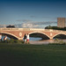 The Weeks Footbridge, Charles River, Cambridge, MA