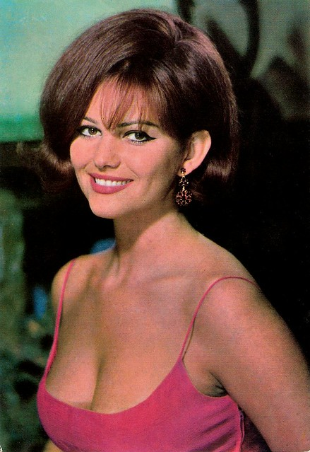 Claudia Cardinale | Spanish postcard by Toro de Bronce, nr ...