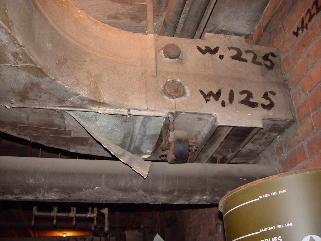 Asbestos Paper Duct Insulation 2 Example Of Thick
