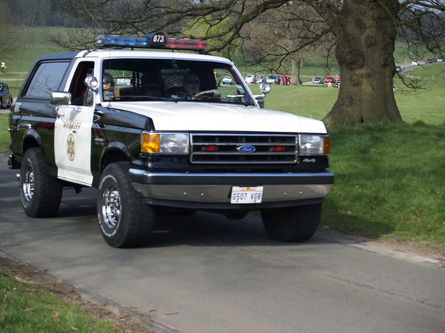 New Ford Bronco >> Ford Police Truck - 1990 | Ford Police Truck - 1990 | Flickr