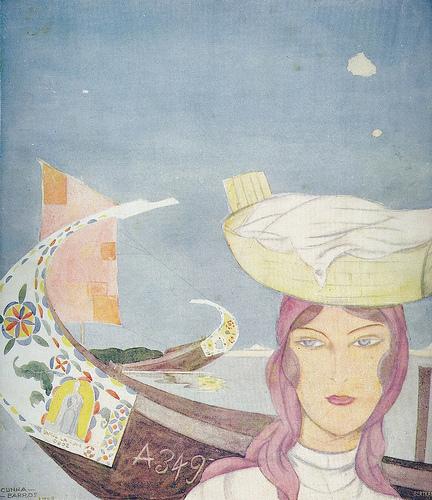 Cunha Barros, Ilustração (detail), No. 64, August 16 1928 - cover