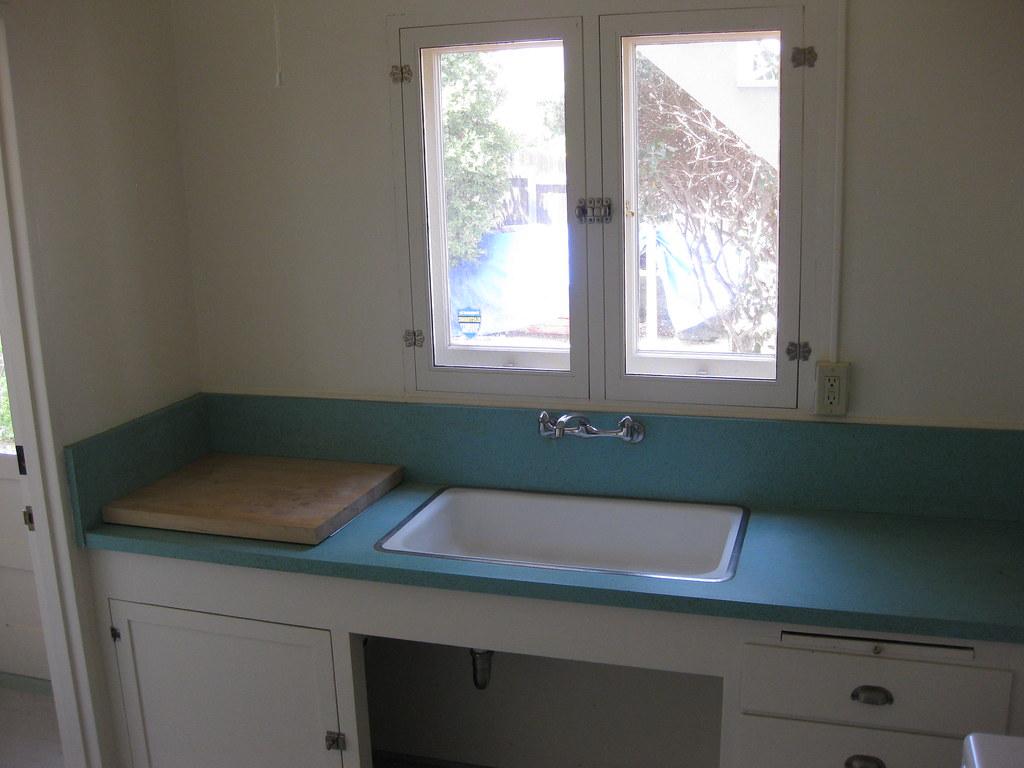 White Basin Kitchen Sink