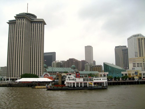 new orleans riverfront | by the queen of subtle
