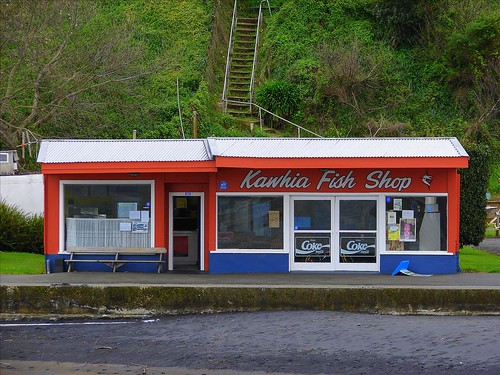 Kawhia Fish n Chip shop | by lancef2