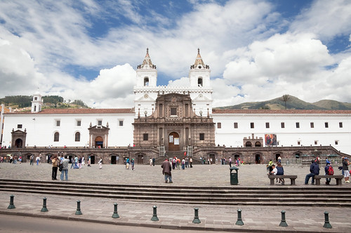 Places in Quito