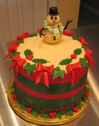 Company Christmas Cakes