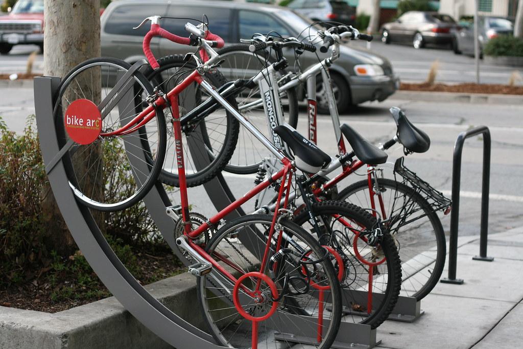 Bike Arc Modular Bike Park System A Prototype Of A Fancy