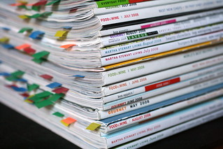 Magazine Stack | by thebittenword.com