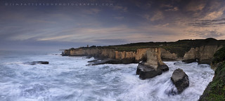 Shark Fin Cove Pano, Part II - Davenport, California | by Jim Patterson Photography