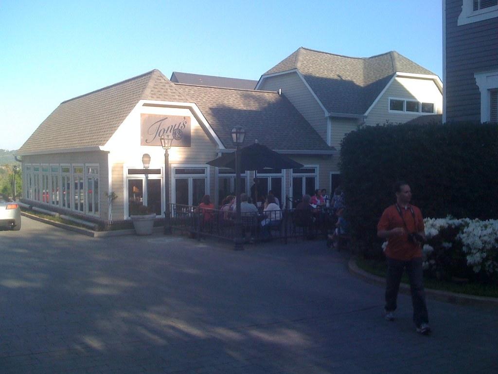 Tony S Restaurant Brookfield Menu