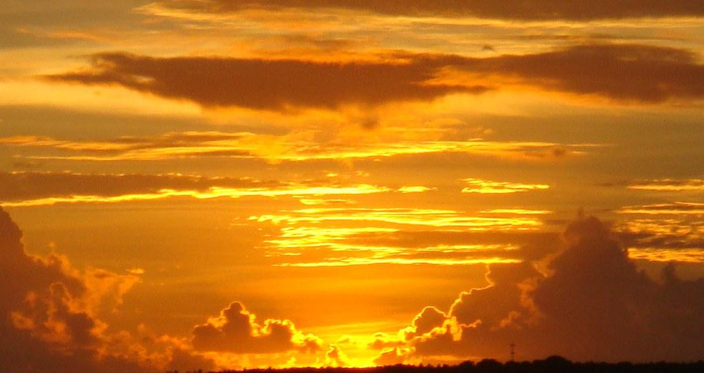 Gold sky flickr photo sharing