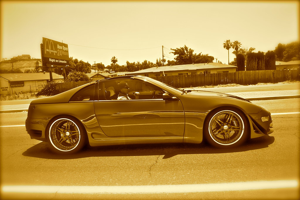 Most Expensive Cars >> 1990 300zx wide body kit twin turbo 650 hp, design by www.… | Flickr