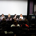 The Women in Games panel at Game Design Expo 2009's Open House