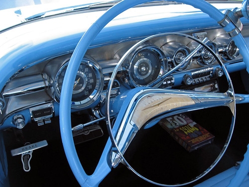 1958 Pontiac Star Chief Dashboard Flickr Photo Sharing