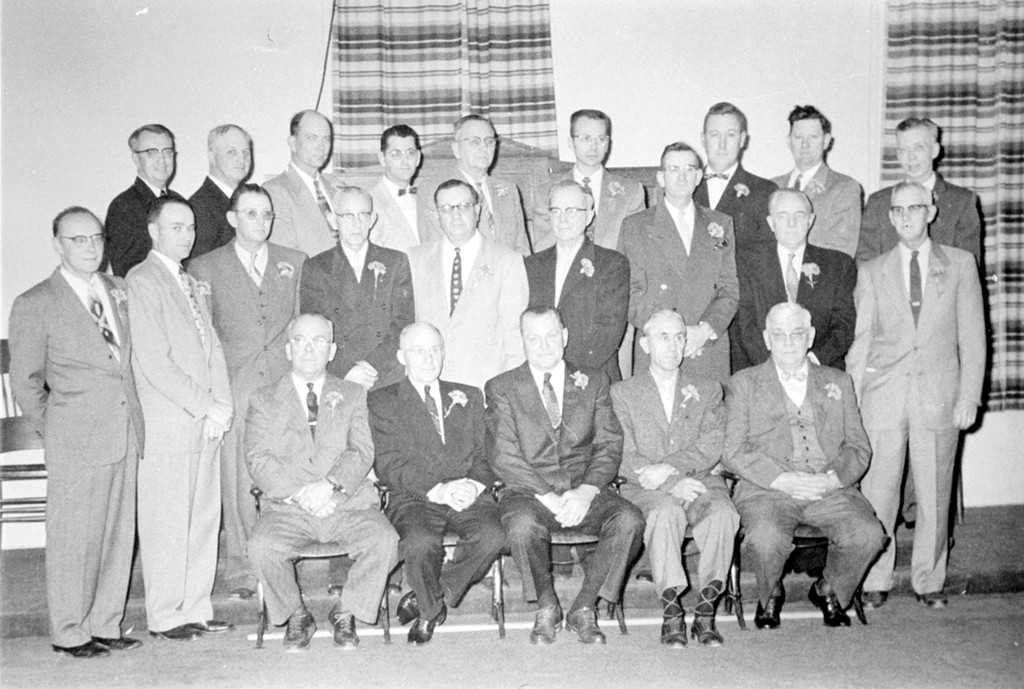 Organizations Masonic Lodge Past Masters Description