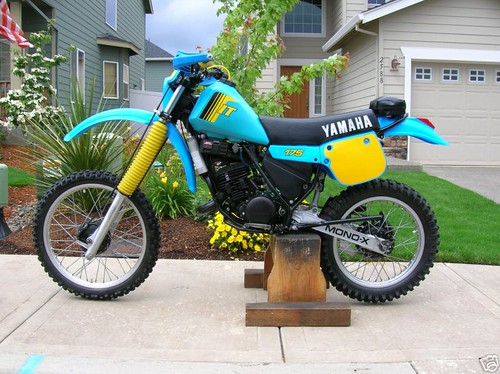 Enduro >> 1982.Yamaha.IT.175.Enduro-01 | Flickr - Photo Sharing!