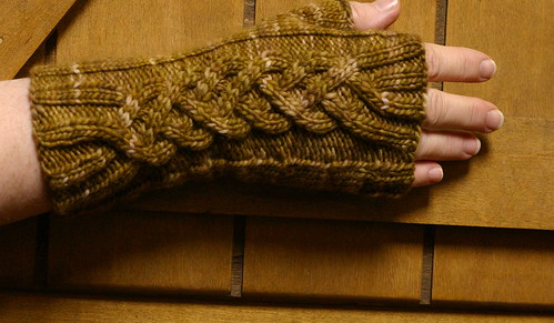 Brown sugar mitts | by llrravelry