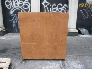 Found Art (Soho): Unmonumental 173 | by Joy Garnett (archive)