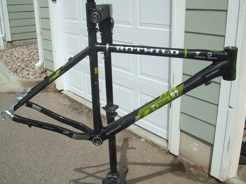 2009 Topeak-Ergon team hardtail | by Jeff Kerkove