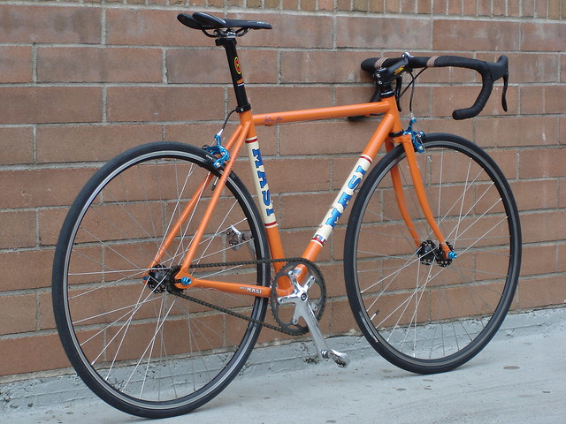 Masi Speciale Fixed Single Speed Fixed Gear Road Bike