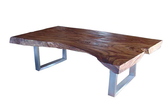Dining Table Reclaimed Free Form Solid Slab Acacia Wood St  : 4562011555e9fcea1784z from flickr.com size 500 x 324 jpeg 42kB