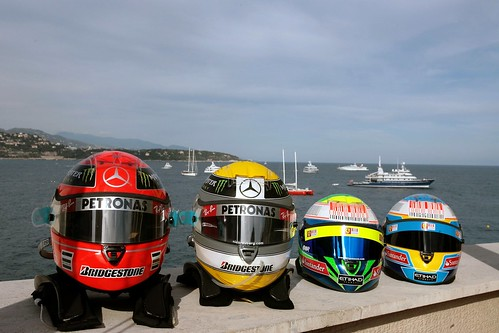 helmet parade of monaco 2/6 | by Schuberth GmbH