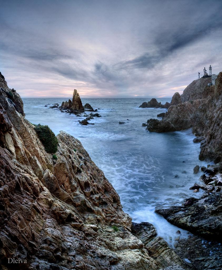 Parque natural de cabo de gata almer a spain mi for Cabo de gata spain