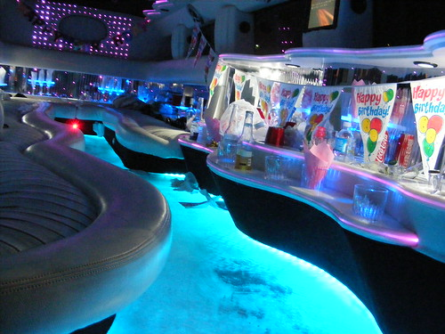 Inside The Hummer Limo Flickr Photo Sharing