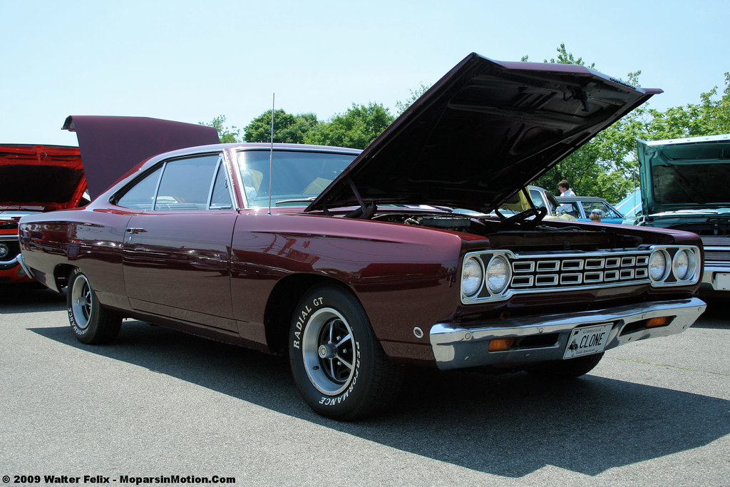 1968 Plymouth Road Runner Robert S Chrysler Dodge All