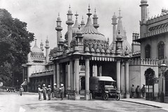 Front entrance of the Royal Pavilion | by Royal Pavilion & Brighton Museums