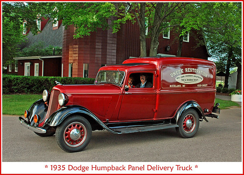1935 Dodge Humpback truck | Flickr - Photo Sharing!
