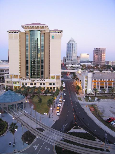 Marriott Hotel Tampa Convention Center
