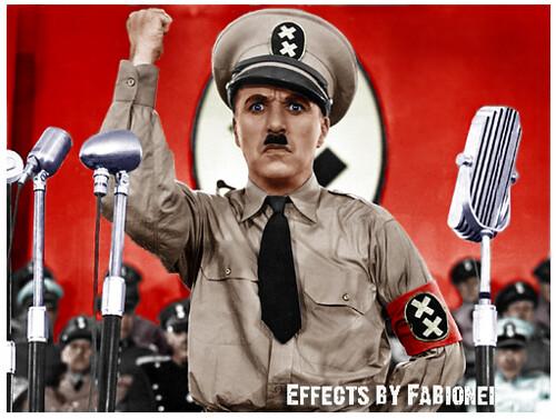 Charlie Chaplin as The...