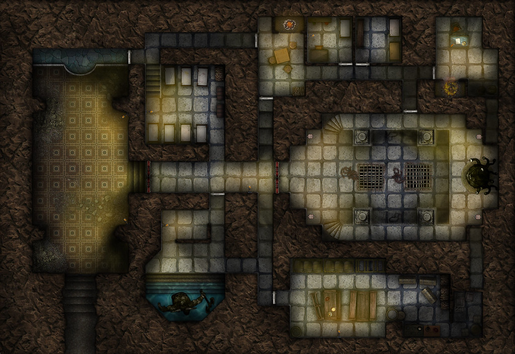 DampD The Chamber Of Eyes Revised And Enlarged Version