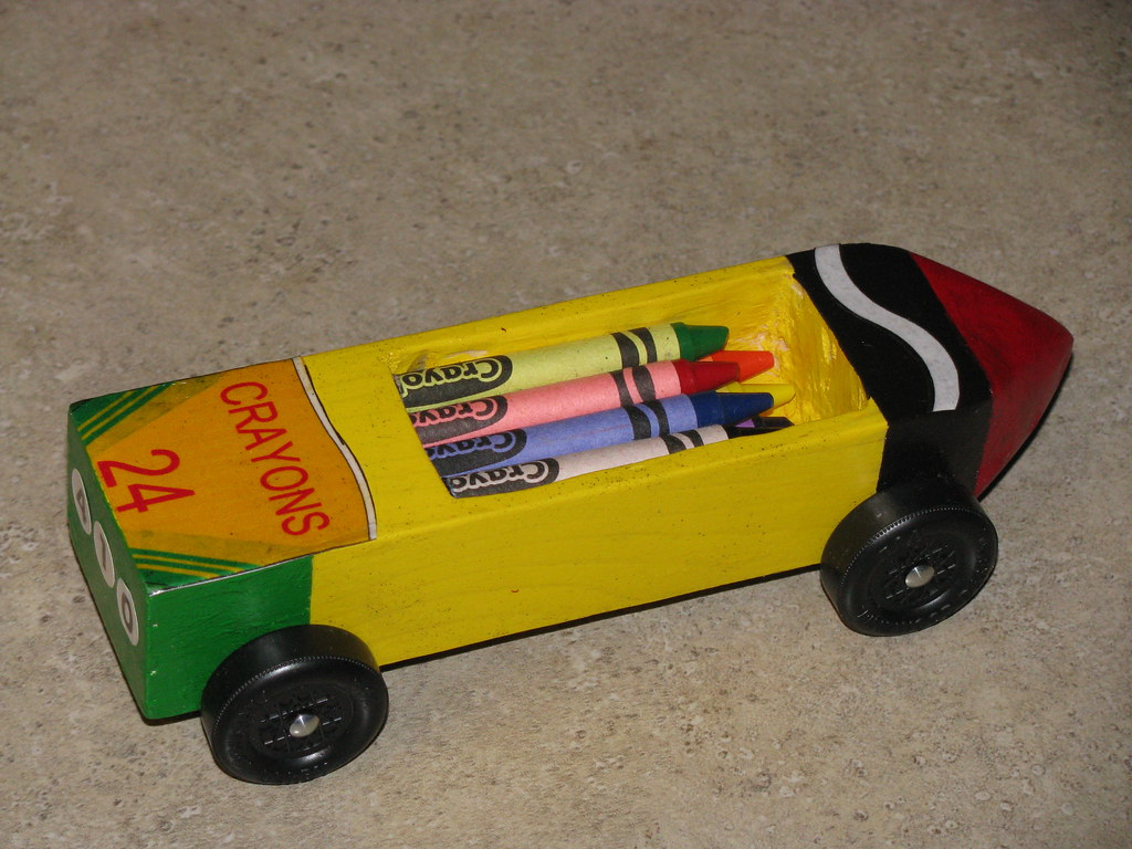 Awana Grand Prix Car Designs Cars