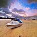Low tide Boat Ramp : Vertorama
