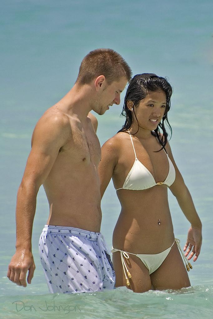 image Girls in love beach and sweet lesbian love